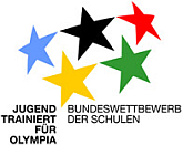 Logo: Jugend trainiert fuer Olympia